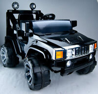 EXCLUSIVE CARS FOR KIDS - BMW - MERCEDES - HUMMER - WITH R/C!!!!