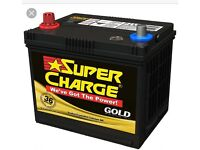 Old battery's wanted