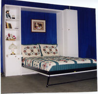 IDEAL SSPACE SAVERS...MURPHY BEDS/ CABS/HOME OFFICES
