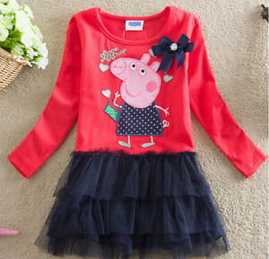 Peppa Le Cochon / Peppa Pig, robes, dress West Island Greater Montréal image 5