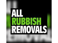 RUBBISH clearance/removals - Same day service - FREE quotes