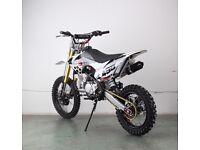 MotoX1 YX-160 160cc dirt bike Pitbike stomp NEW