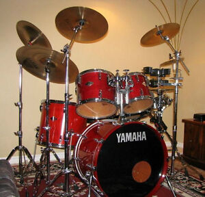 Mature Drummer-Percussionist-Drum Tech - With Backing-Vocals!! Peterborough Peterborough Area image 6