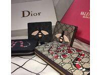 Gucci wallets & purses
