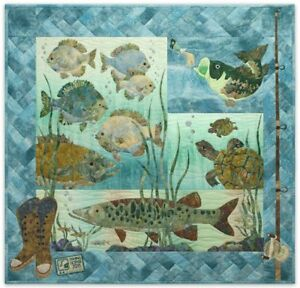 Something Fishy McKenna Ryan Quilt Kit