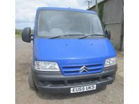 Citroen Relay SWB panel van