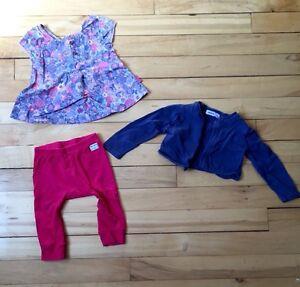 Lot de vêtements Mexx 3-6 mois - Bébé fille