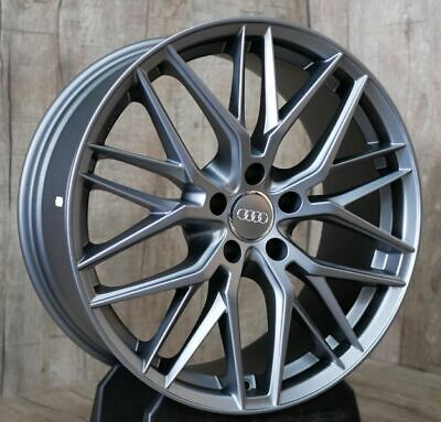 4x 18 Zoll DM08 für VW Golf 6 7 R GTI TCR Audi A3 S3 A4 B8 A6 4G 4F TT Leon ET45