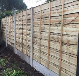 🌲Tanalised Wooden/ Timber Wayneylap Heavy Duty Fence Panels🌲