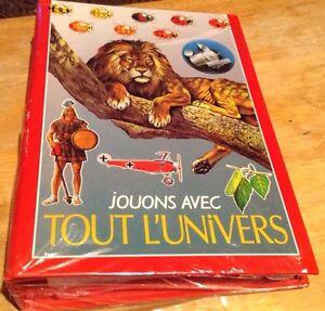 NEUF JOUONS AVEC TOUT L'UNIVERS 1993 COLLECTION HACHETTE Gatineau Ottawa / Gatineau Area image 2