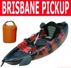 fishing kayak stock clearance sale only 369 with free 15l drybag