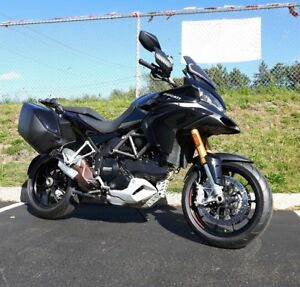 2010 Ducati Multistrada 1200 S Touring Edition