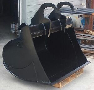 EXCAVATOR BUCKETS (all types), ROOT RAKES, THUMBS, RIPPERS