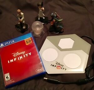 Ps4 Disney Infinity Set