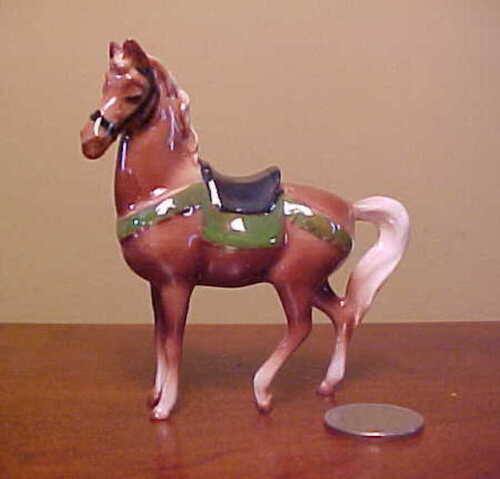 Hagen-Renaker Specialty #5103 CARTOON HORSE Ceramic Figurine - 2019 COLORATION
