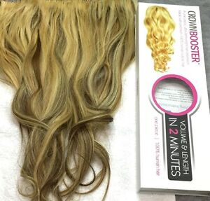 CrownBooster Hair Extensions