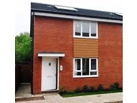 BRAND NEW 3 BED HOUSE, FREEMANS MEADOW, £1350 pcm