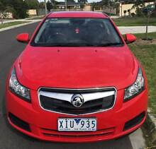 2009 Holden Cruze with Long REGO & Complete Service St Albans Brimbank Area Preview
