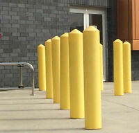 bollards to protect your assets