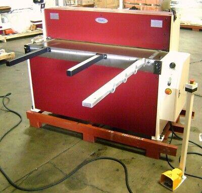 Gmc 4 X 10 Gauge Hydraulic Shear Hs-0410md