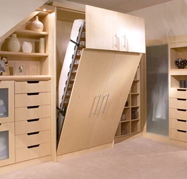 Wall Bed Wardrobe Looking Bed Folding Bed Murphy Bed
