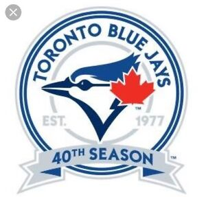 Blue Jays tickets May 6th