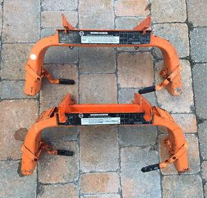 Black and Decker Workhorse Scaffolding braces