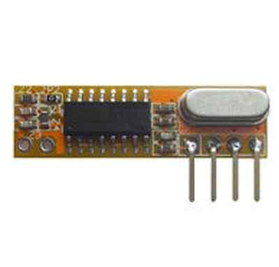 Super-heterodyne Rf Wireless Receivers Module 433mhz X-rxb12