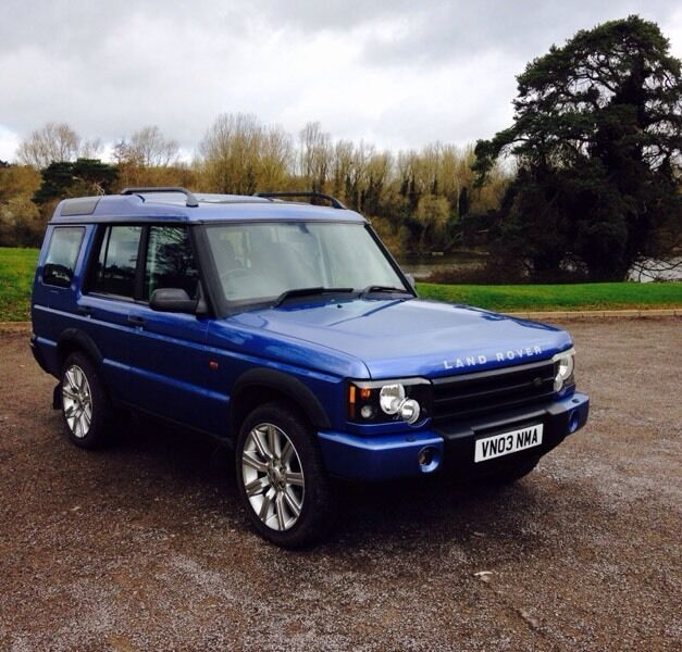 Land Rover Discovery 2 GS TD5 Diesel