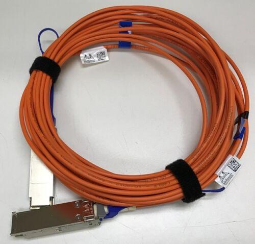 Mellanox Technologies MC2207310-010 10M Active Fiber Optical IB QSFP Cable. QTY