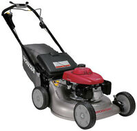Lawn mower repair Mississauga - ON SITE