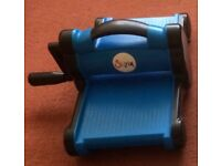 Sizzix big shot cutting and embossing machine only