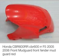 Wanted: red front fender 2006 cbr600rr