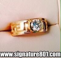Gold / OR 14k .70 CT. diamond ring
