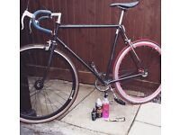 Raleigh Vintage Fixie/Fixed Gear Road Bike