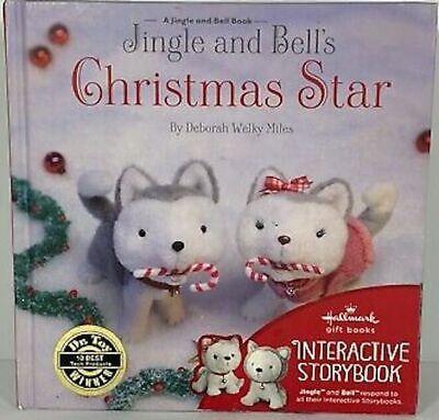 Hallmark Interactive Story Buddy Book - Jingle and Bell's Christmas Star  ()