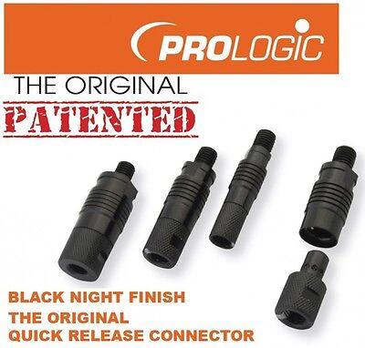 Prologic Black Night Quick Release Adapter für Bissanzeiger Rodpod Rod Pod