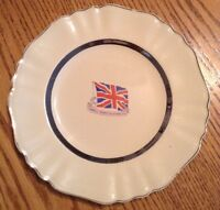 """""""There'll Always be England"""" Plate"""