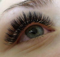 Volume lashes with PROMOTION - SW or MOBILE