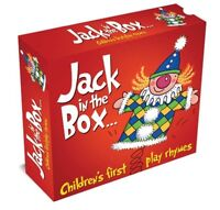Jack In The Box: Children's First Rhymes 3cd Box Set