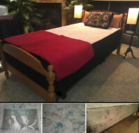 Clean & Immaculate! SEARS 5-Pc Single Bed / Twin Bed (Adult/Kid)