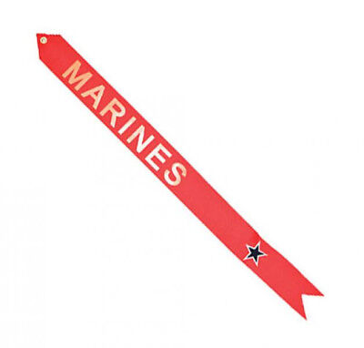 Military Service Flagpole Streamer Kit Blue Star Marine Corps USMC