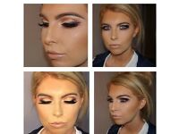 Qualified make up artist.