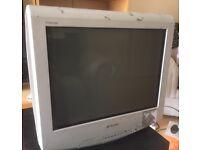 Sony Trinitron KV-21LT1U CRT Big Back Old Style TV