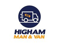 Man & Van Higham Ferrers (Prices from £15...)