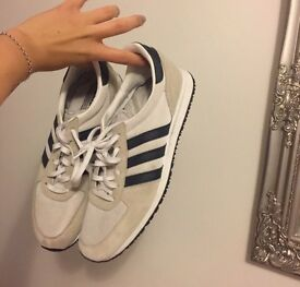 Adidas size 10 trainers