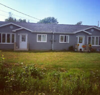 Two Bedroom Duplex For Rent - Available August 1st