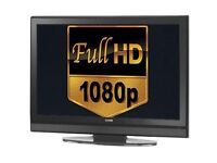 """22"""" television with built in DVD player, 1080p full HD LED screen"""