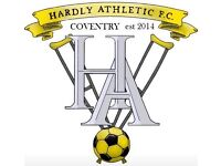 Hardly Athletic FC Coventry