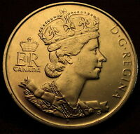 1952-2002 Queen's anniversary 50 cent piece Canadian Coin